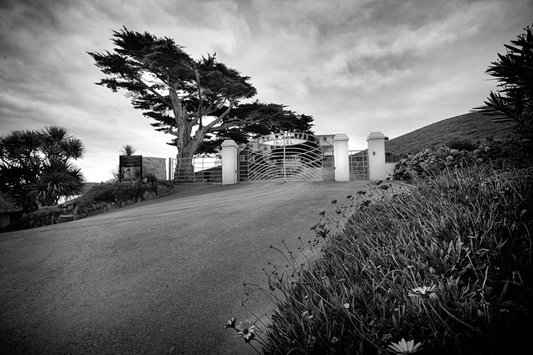Burgh Island Hotel wedding photography