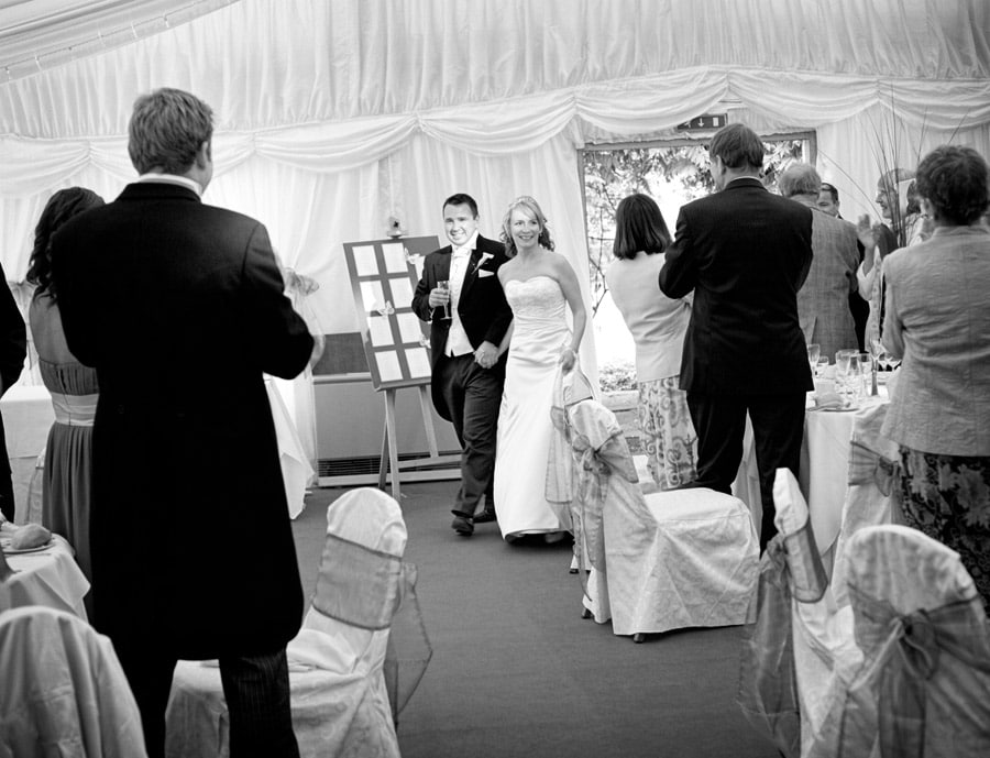 Broomhill hotel wedding photos