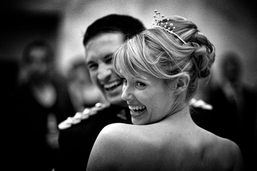 Hampton Court House wedding photography