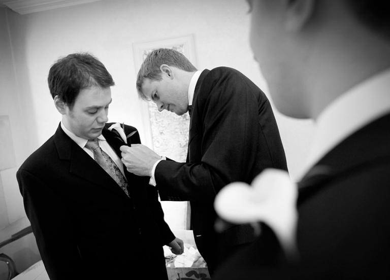 Le Manoir Aux Quat' Saisons wedding photographer