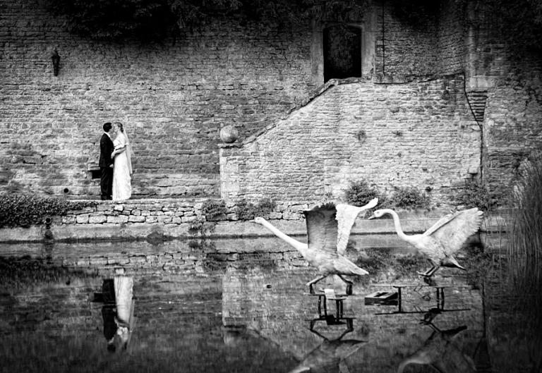 Le Manoir Aux Quat' Saisons wedding photography