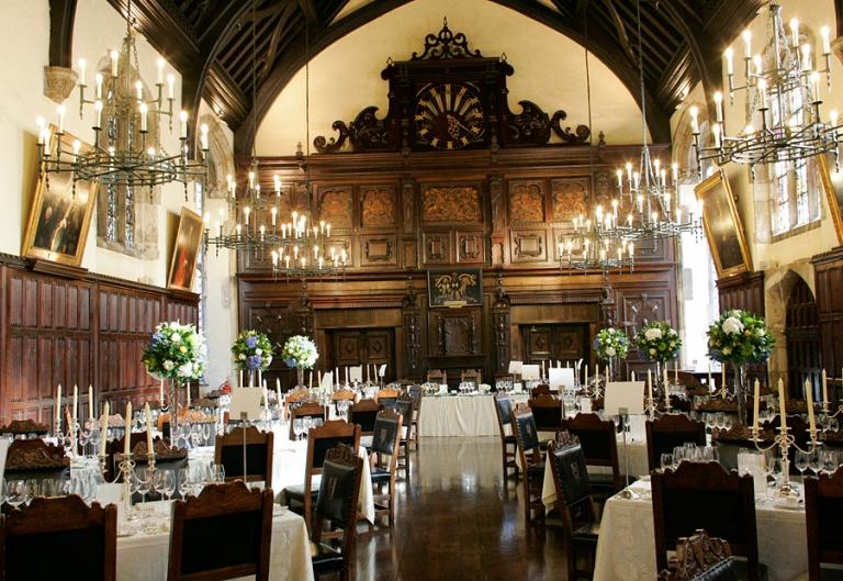 Lincoln's Inn wedding