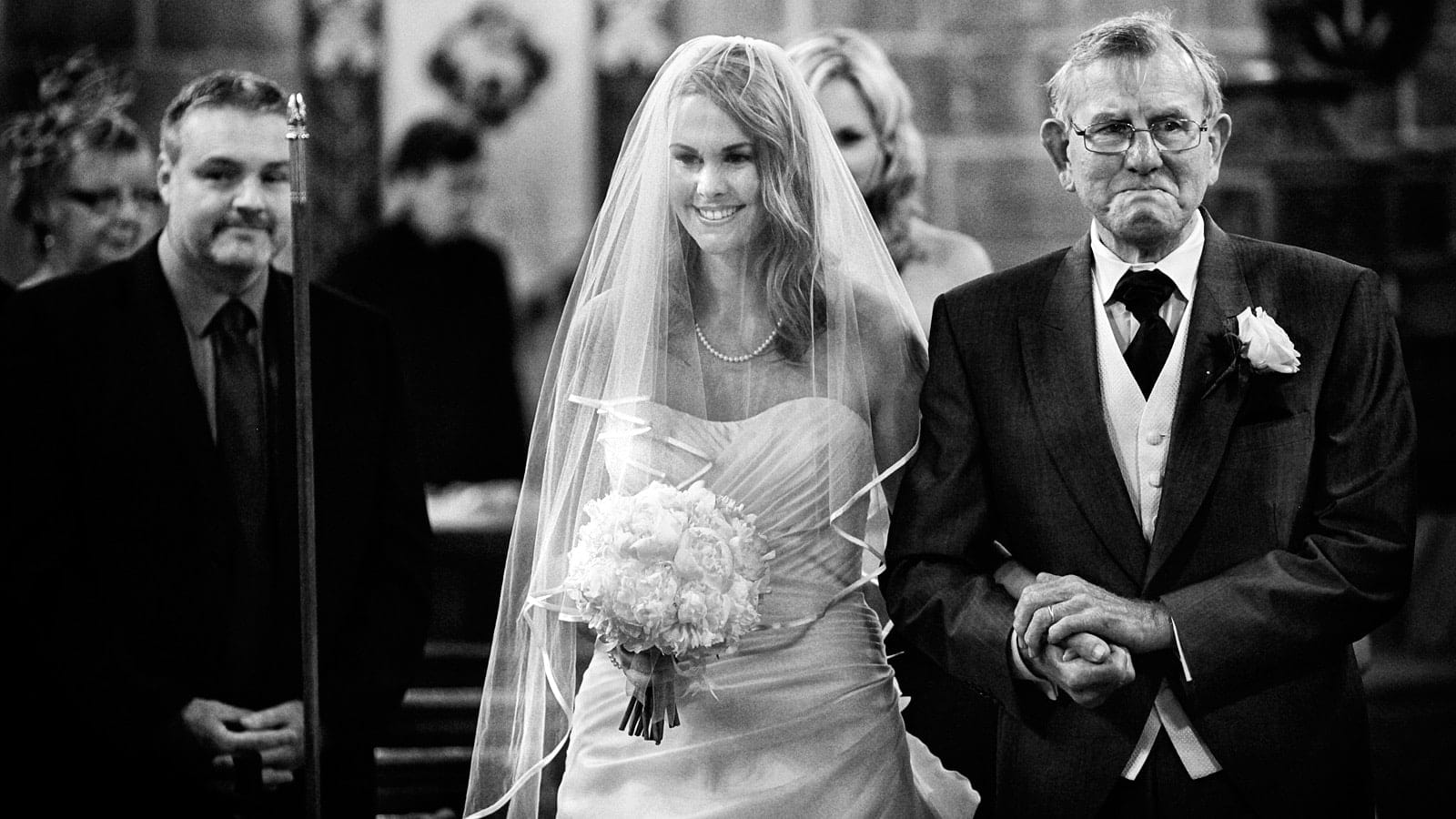 Emotional Wedding Photographs Posted In