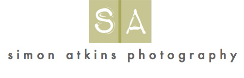 Wedding Photojournalist reportage wedding photographer Simon Atkins Photography logo