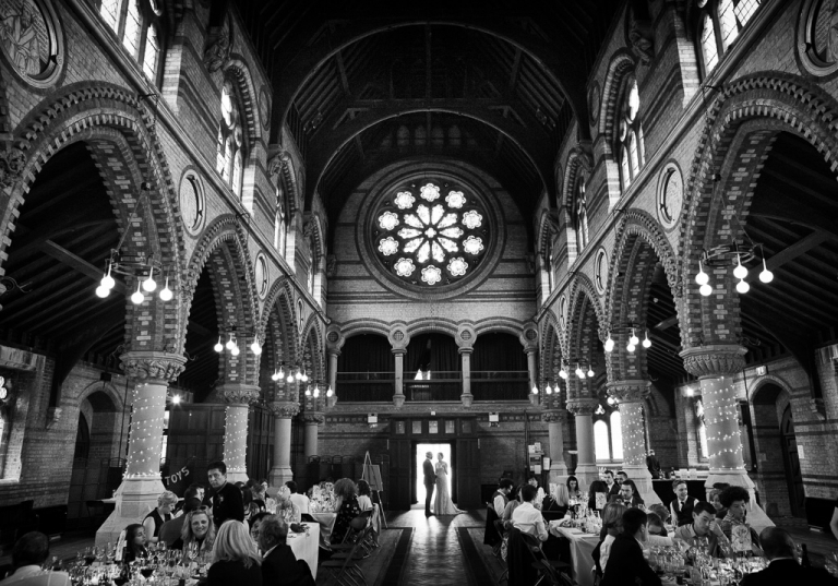 St Stephen's wedding at Hampstead
